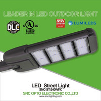 OUTDOOR IP65 LED STREET LIGHTING with DLC UL cUL approved