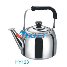 5.0 Liter metal high quality water pots whistling kettle