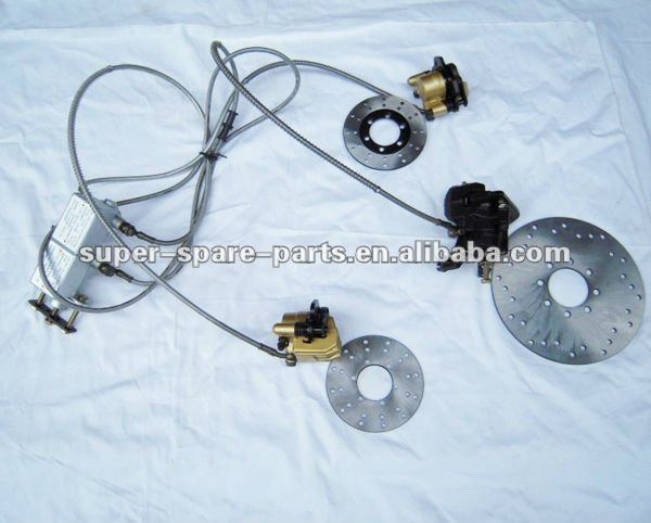 Cheap good 250cc china atv brake parts