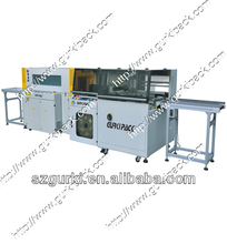 High Speed continuous side shrinking and sealing machine(CE)from Shenzhen manufactuer