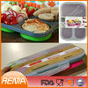 RENJIA non-stick silicone food containers,foldable silicone container,oil silicone containers