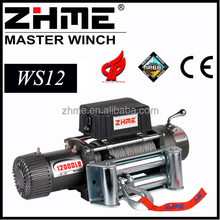 12000lbs recovery electric winch