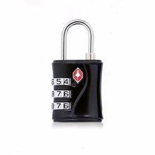 TSA-554 New arrival travel house luggage high security tsa padlock