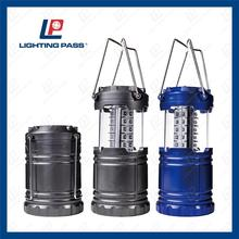 folding led camping lights with hook