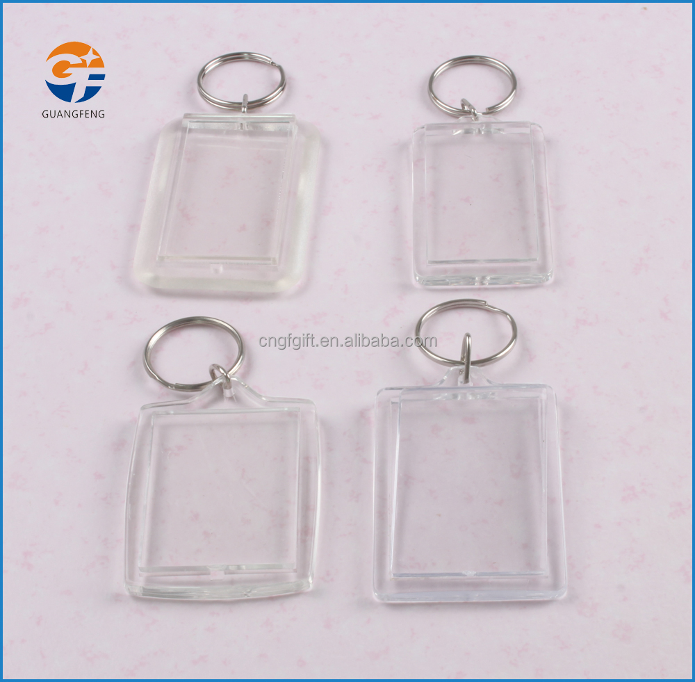 blank acrylic key chains with logo,Multifunction Photo Keychain Key Finder