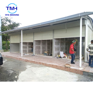 Premium Quality Customize Prefab Houses Concrete