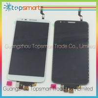 Alibaba Express lcd screen digitizer white original paypal for lg g2