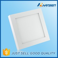 free shipping dental ceiling light light led epoxy solar panel 15w waterproof IP44 IP65 LED ceiling panel light