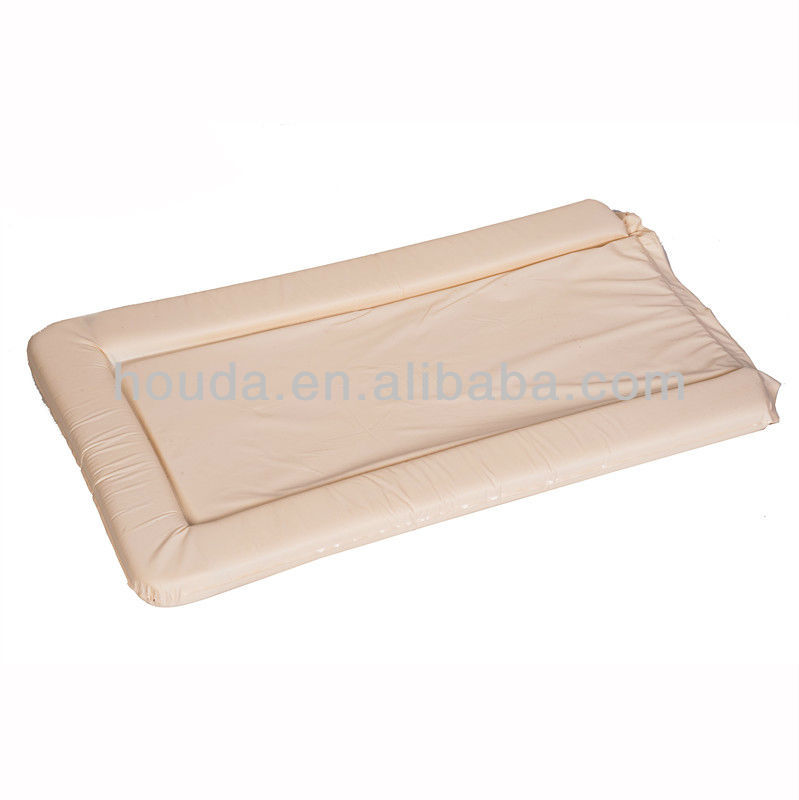 Eco friendly waterproof baby diaper change foam mat/mattress