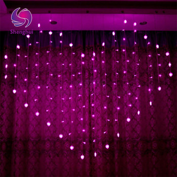LED Battery String Fairy Lights Love Hearts LED Lamps Christmas Home Bedroom Decoration Wedding Party Copper Wall Light