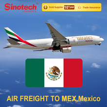Cheap international Air shipping freight forwarder agent From China To Mexico