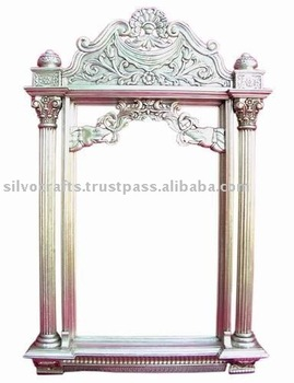 Silver Dresser (silver furniture)