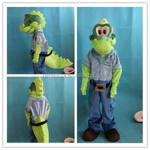 HI CE 2017 Lovely monkey and dinosaur mascot costume for sale
