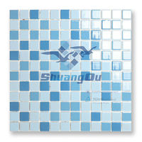 wholesale price 100% porcelain tiles swimming pool not expensive ,spas,23x23mm(1x1 inch),48x48mm(2x2 inch)