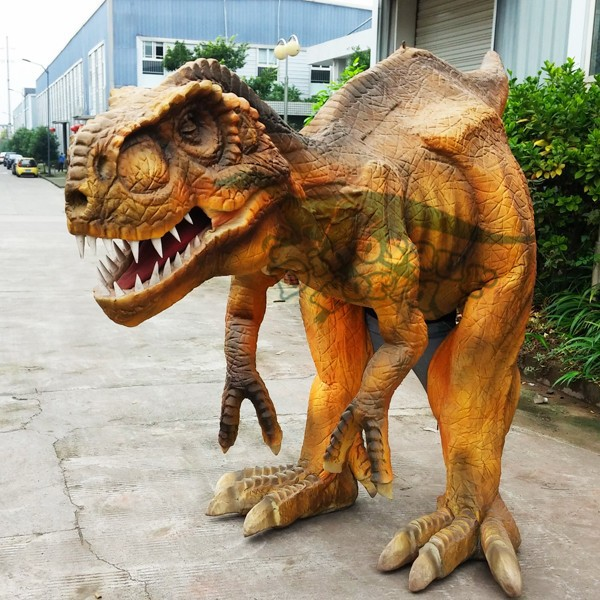 Robotic Dinosaur Adult Halloween Costume for Sale