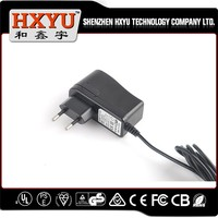 wall plug AC100-240V DC 5V 9V 10V 12V 1a 1.2a 1.5a 2a christmas lights adapter