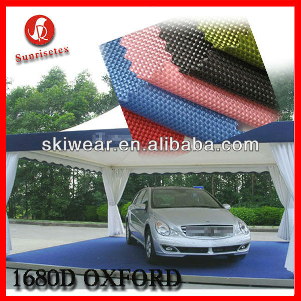 Heavy Thick Woven Nylon Fabric for Tent