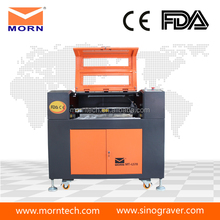 Hot sale wood laser engraving machine,laser cutter with 60W laser tube