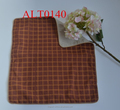 standard size cotton fabric table cloth for decoration