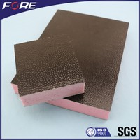 Both side 1-4mm thick frp gel coat sheet,Corrosion/Chemical resistant trailer wall sandwich panels for trailer