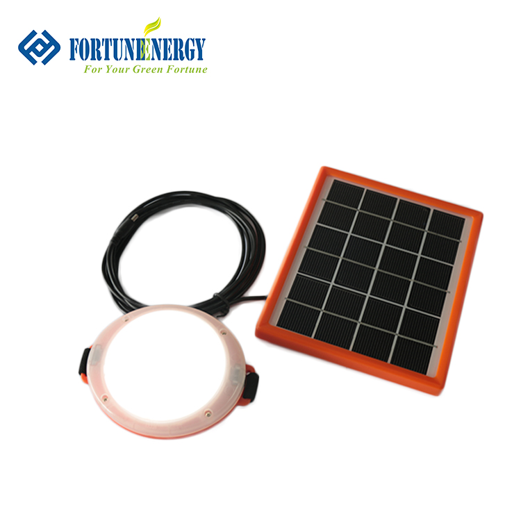 Mini Solar Home Light Small Energy Storage System