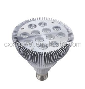 energy star led par lighting par38 E27 15W led spotligh bulb