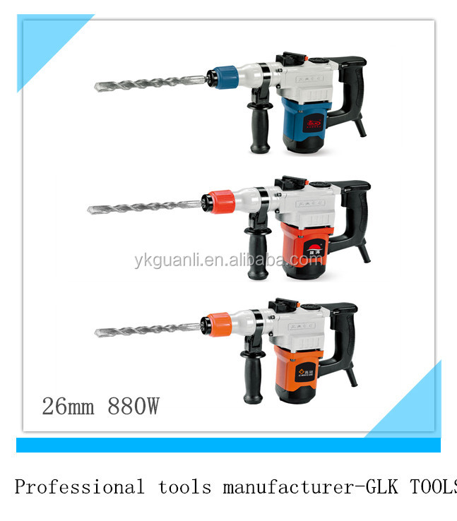Glk-2601a High Power Electric Power Tools Electric Hammer ...