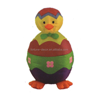 120cm Easter decoration inflatable chick