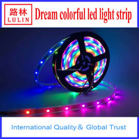 led strip smd 5050 led rgb string light for festival decoration warranty 3 years