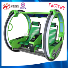 Entertainment sitting battery operated playground equipment le bar car with music and light for relax