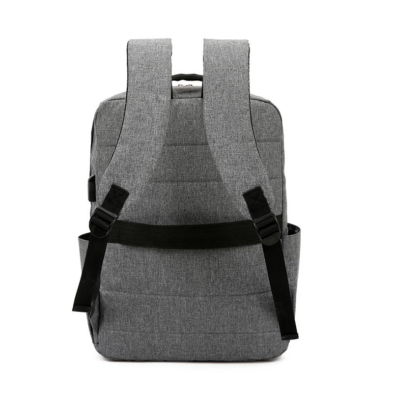 Пользовательские дешевые полиэстер водонепроницаемый складной большой ноутбук рюкзак работы школьный рюкзаки с зарядка через usb