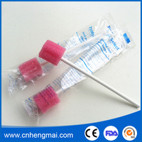 Health Medical New Oral Foam Swabs