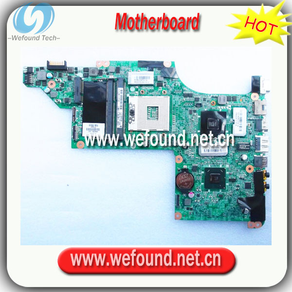 100% Perfect work 634259-001,Laptop Motherboard for HP DV7 DV7-4000 DA0LX3MB8F0 Series Mainboard,System Board