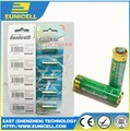 0% Hg Super Alkaline Battery 12V 27A A27 MN27 LR27A L828 Dry Cell Batteries