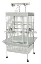 Chinese manufacturer double floor iron handmake bird Pet Cages cage for sale