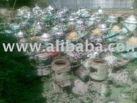 Marine second hand items from ship breaking