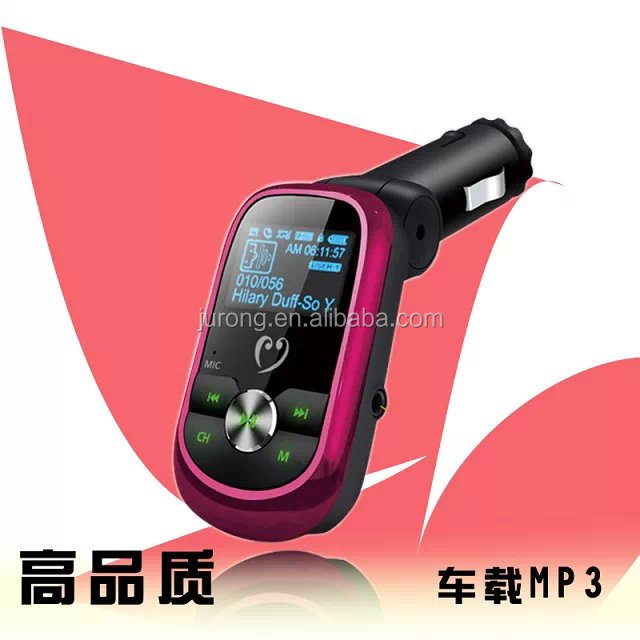 Bluetooth Handsfree Car Kit Bluetooth Mp3 Player With FM Transmitter SD MMC USB Bluetooth Handsfree Car Kit