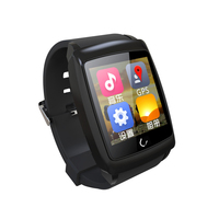 Free shipping Android 4.4 Smart Watch Latest 3g Cell Phone Watch Support WIFI and GPS watch