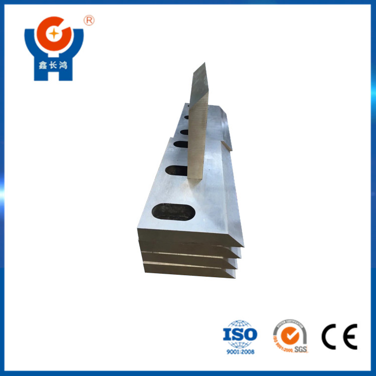 crusher machine steel bar cutting knife cutter blade