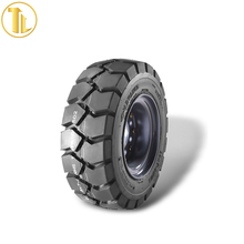 Forklift tires 400-8 500-8 600-9 Industrial small pneumatic tires