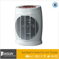 Hot sale Oscillating Base Electric table Fan heater