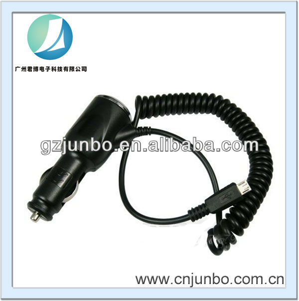 Micro USB Car Battery Charger for BlackBerry Bold 9900 9930 9700