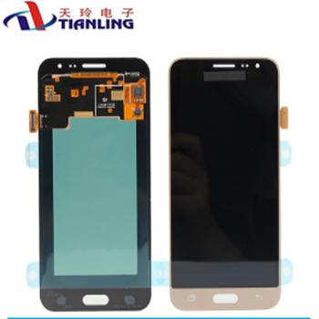 With Long-term sells high quality lcd assembly supplier replacement lcd for j3
