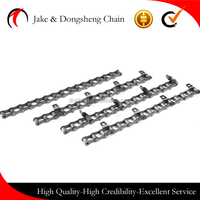 Dongsheng Chain high quality pom links inox plate