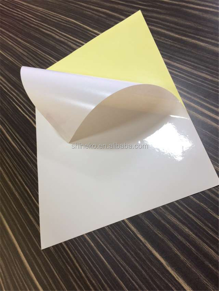 Self adhesive a4 printing paper for office printer