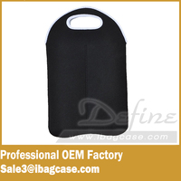 Water Bottle Bag Direct Production Best Selling Carrying Wine Case