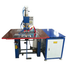 High frequency welder photo album plastic cover making machine