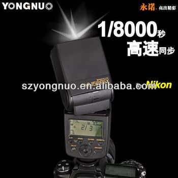 NEW Yongnuo YN568EX YN-568EX TTL High Speed Flash Speedlite For Nikon