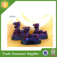 Factory ODM/OEM Resin Chinese Dragon Statue