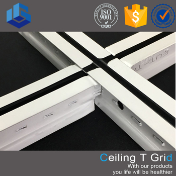 T Bar Suspended Ceiling T Grid/ T-grid For Ceiling Panel
